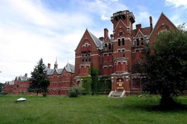 rumah sakit, kuno