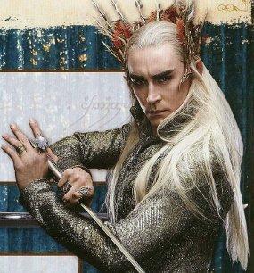 Ini Dia Sosok King Thranduil dalam 'The Hobbit: An Unexpected Journey'