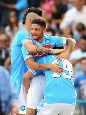 Napoli Masih Sempurna, Udinese Kembali Gagal Menang