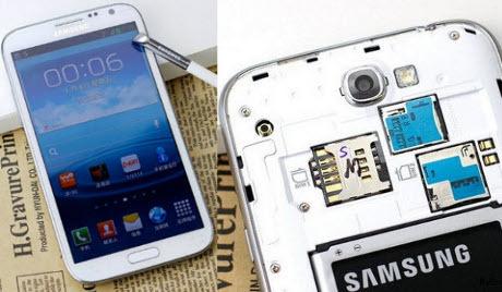 Samsung Hadirkan Galaxy Note II Dual SIM