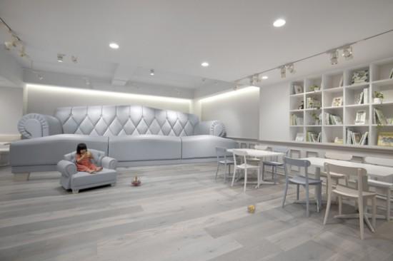 Tokyo's baby cafe Tempat Bayi Hangout Bareng