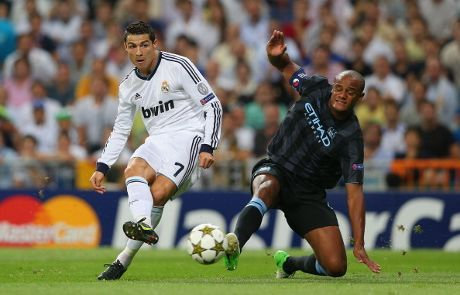 Hasil dan Video Real Madrid vs Manchester City 19 September 2012