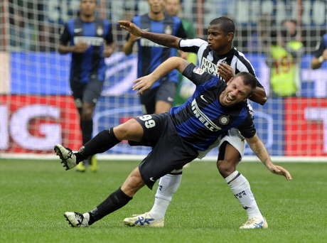 Inter Milan vs Siena