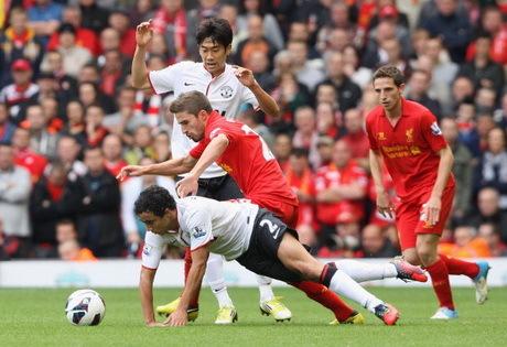 Liverpool vs MU