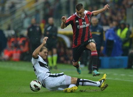 Milan Diimbangi Parma 1-1