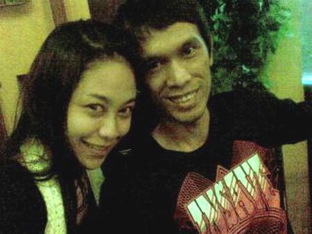 Beredar foto mesra Lukman Noah dengan Nova Eliyana, penyanyi dangdut asal Bandung