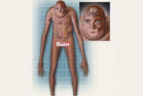 Beginilah Tampang Manusia 1000 Tahun Mendatang | Choliknf1998.blogspot.com
