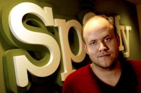 9. Daniel Ek