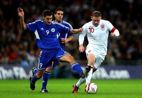 Inggris vs San Marino