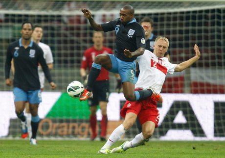 Polandia vs Inggris