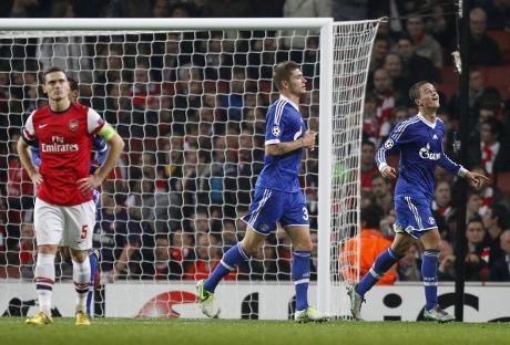 Arsenal vs Schalke