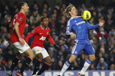 Prediksi Chelsea VS Manchester United 28 Oktober 2012