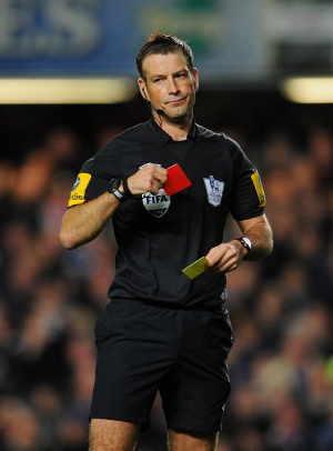 Chelsea Ajukan Keluhan terhadap Wasit Mark Clattenburg