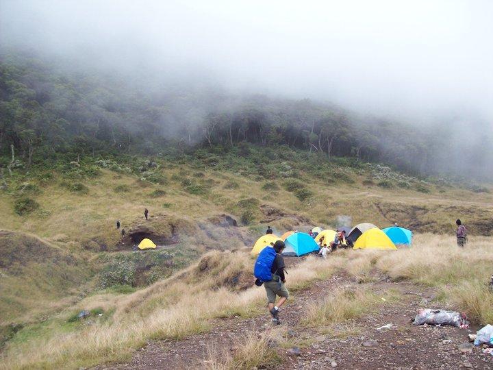 Keindahan Gunung Gede yang Selalu Menghipnotis