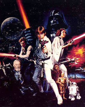 Film Star Wars episode 7 akan dirilis 2015