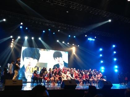 Jumpa fans Kim Jaejoong