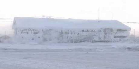 Desa dengan Suhu Terendah