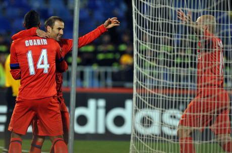 Partizan vs Inter Milan