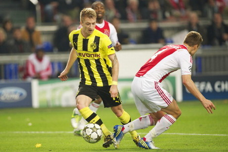 Ajax vs Dortmund