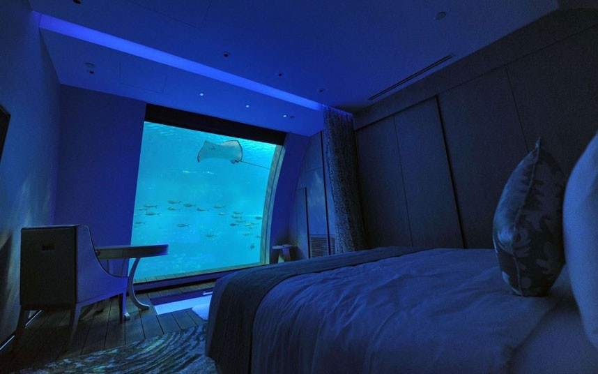 Hotel Dengan Pemandangan Paling Aneh Sedunia [ www.BlogApaAja.com ]
