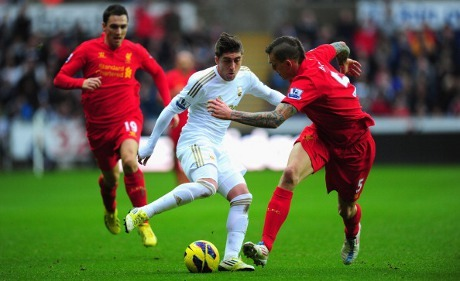 Swansea vs Liverpool