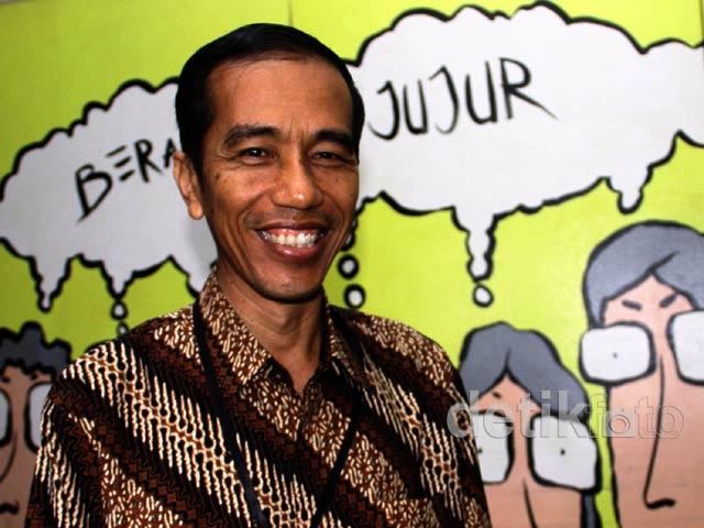 Jokowi Raih Penghargaan Walikota Terbaik Ketiga Dunia