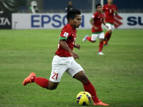 Lihat Gol Spektakuler Andik Ke Gawang Singapura Yuk.. (Video Highlight)