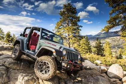 Foto Spg Pada Ultah Jeep Wrangler Rubicon