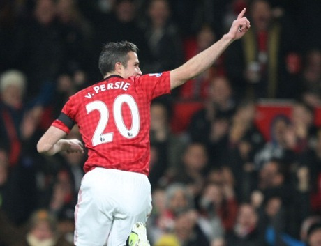 VIDEO YOU TUBE GOL VAN PERSIE MU VS WESTHAM 1-0 20/12/12