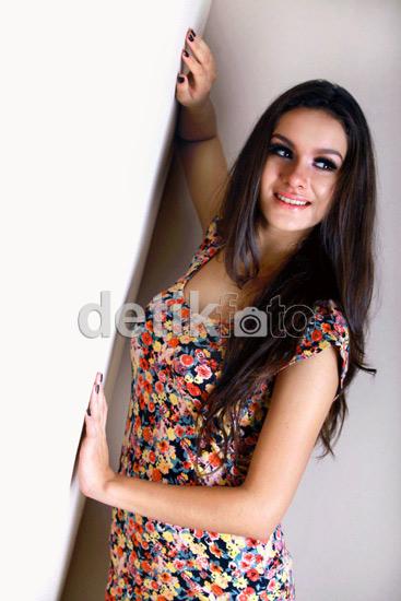 Seksinya Si Cantik Savanah Saraswati