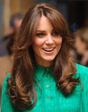 Tren Rambut Baru Kate Middleton