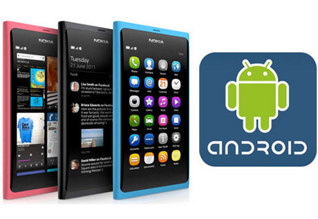 Nokia akan buat ponsel android?
