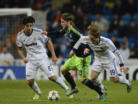 Madrid vs Ajax
