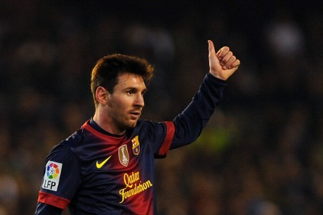 Messi: Kemenangan Tim Lebih Penting daripada Rekor Pribadi Messiafp