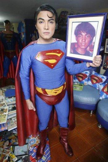 Mirip superman
