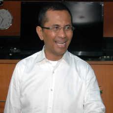 SBY, Hatta dan Dahlan Test Drive Mobil Listrik Jawa Timur