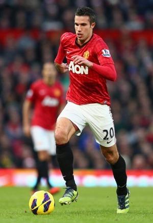 O'Neill: Van Persie, Messi-nya MU Vanpersiegettyclivemason