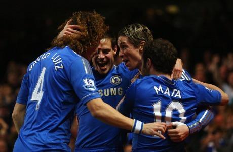 Prediksi Skor Norwich City vs Chelsea 26 Desember 2012