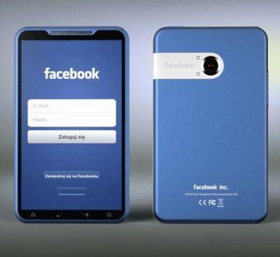 Ponsel Facebook Usung Firefox OS?