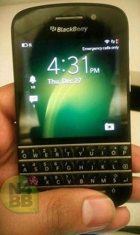 Ponsel BlackBerry 10 N Series Unjuk Gigi
