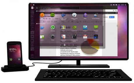 Ubuntu 'Kawin' dengan Android?
