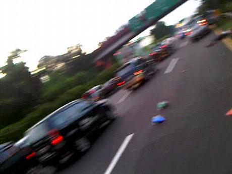 Video Rangga Iqra Nugraha, saksi mata insiden Tol Jagorawi BMW X5-Luxio