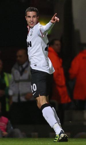 Terima Kasih Van Persie untuk Fans MU