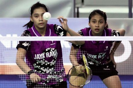 Indonesia fall in First Round