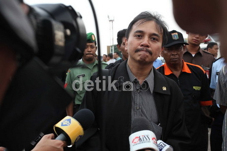 Roy Suryo Become An Indonesia's Sports Minister