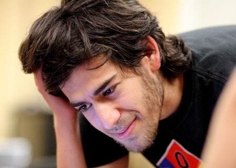 "Rest In Peace "" Aaron Swartz """