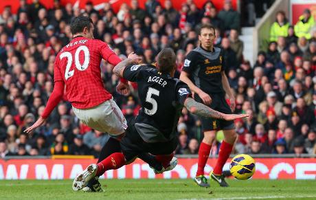 MU Taklukkan Liverpool 2-1