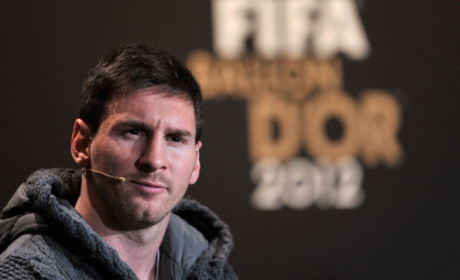 Messi Suggested To Reduce Game