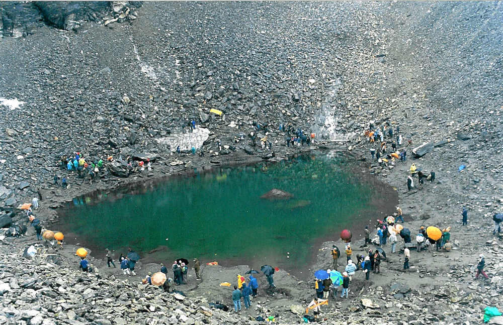 Danau Paling Serem, Berisi 500 Tengkorak di India