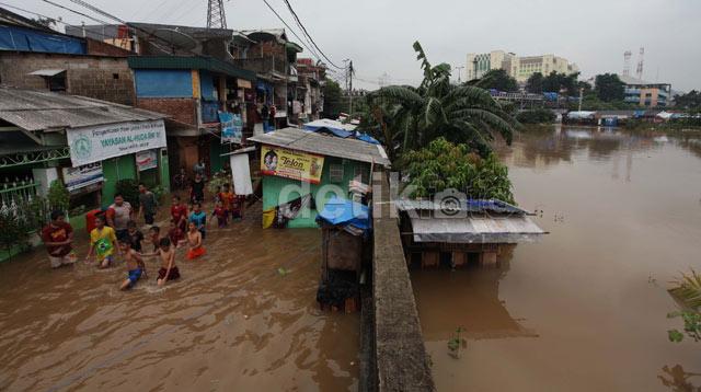 Jakarta Jadi Lautan